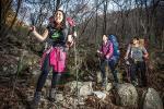숲을 찾아 튀어!…호명산 백패킹